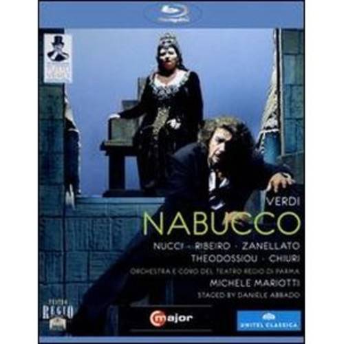 Nabucco [Blu-ray] WSE DHMA/2