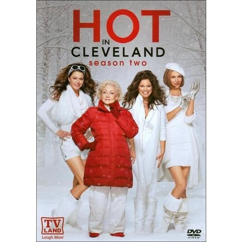 Hot in Cleveland: Season Two [3 Discs] [DVD]
