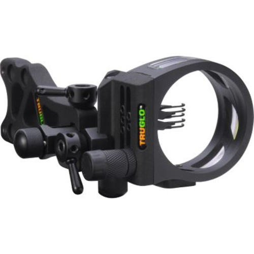 TRUGLO TSX Pro Microadjust Five-Pin Bow Sight