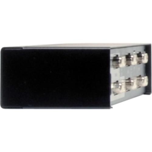 Tripp Lite 2-Port Dual Monitor DVI KVM Switch with Audio and USB 2.0 Hub KVM / audio / USB switch - 2 ports - USB