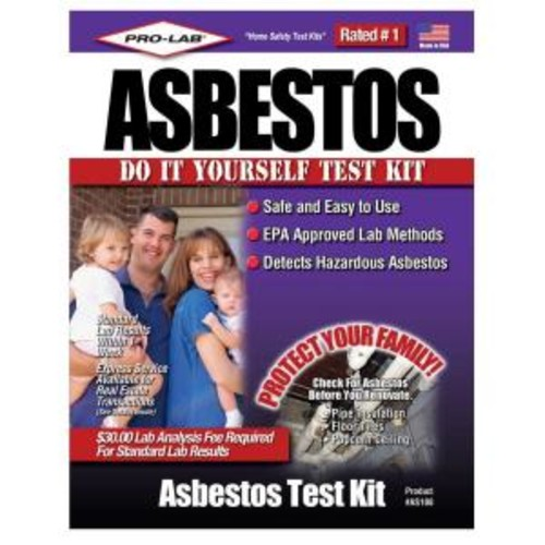 PRO-LAB Asbestos Test Kit
