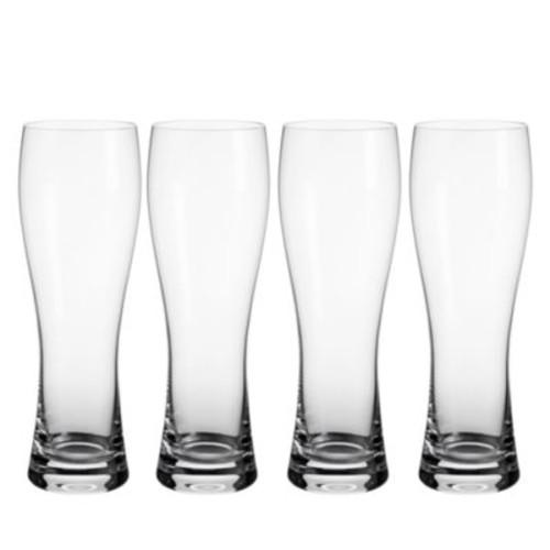 Purismo Pilsner Glass, Set of 4