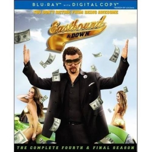 Eastbound & Down: The Complete Fourth And Final Season (Blu-ray + HD Digital)