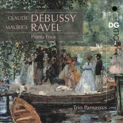 Trio Parnassus - Debussy/Ravel: Piano Trios