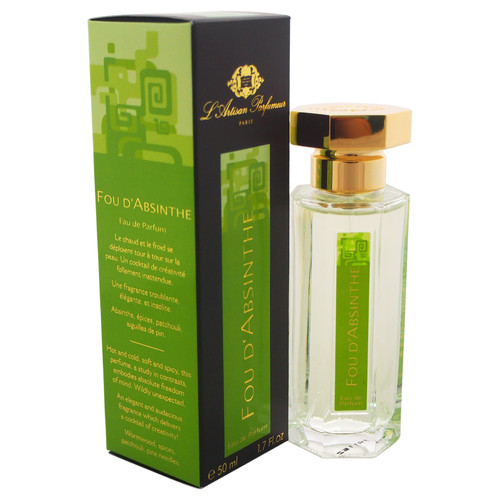 Fou D'Absinthe by L'Artisan Parfumeur for Men - 1.7 oz EDP Spray