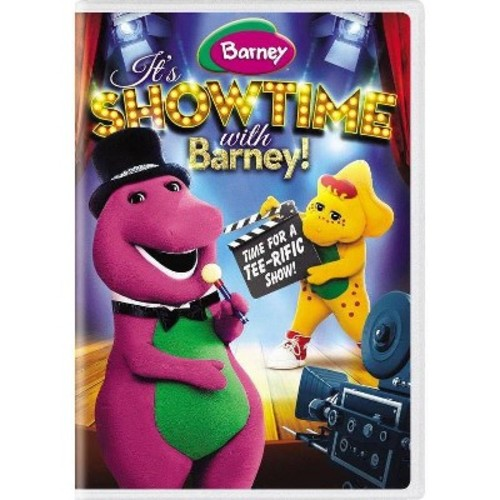 Barney: It's Showtime With Barney! (DVD)
