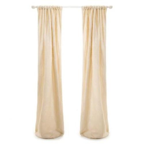 Glenna Jean Angelina 90-Inch Window Curtain Panels (Set of 2)