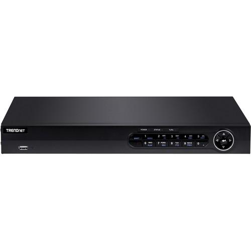 TRENDnet 8-Channel 1080p HD PoE+ NVR