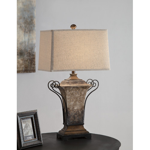 Crestview Collection Tuscana 33.5'' Table Lamp