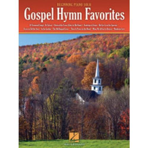 Gospel Hymn Favorites (Songbook)