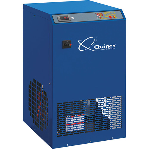 Quincy Non-Cycling Refrigerated Air Dryer  125 CFM, 120 Volt, Single Phase,