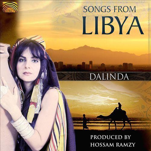 Songs from Libya [CD]