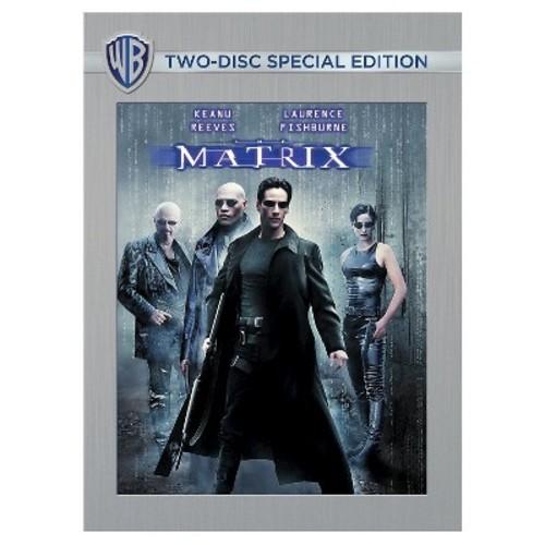 The Matrix (Special Edition) (2 Discs) (dvd_video)