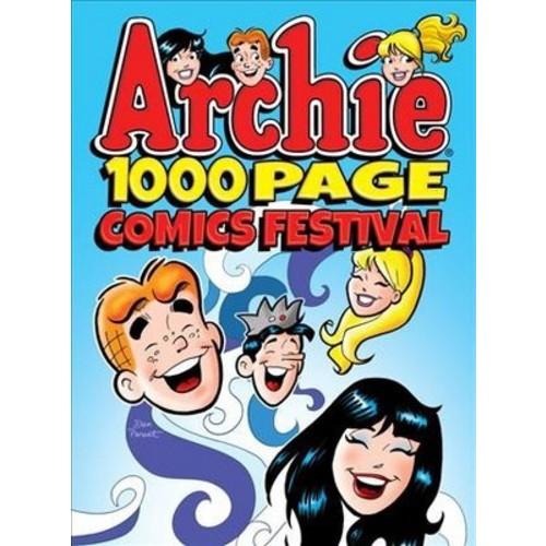 Archie 1000 Page Comics Festival (Paperback)