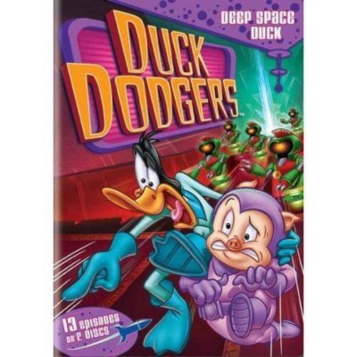 Duck Dodgers: Deep Space Duck - Season 2 [2 Discs] [DVD]