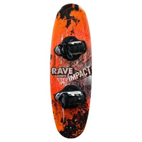 Rave Sports Junior Impact Youth Wakeboard with Charger Boots
