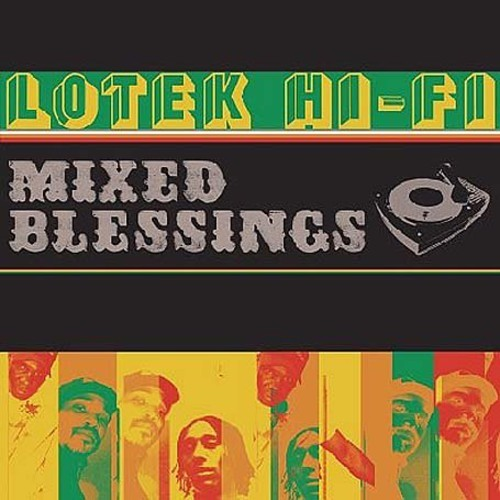 Mixed Blessings CD (2005)