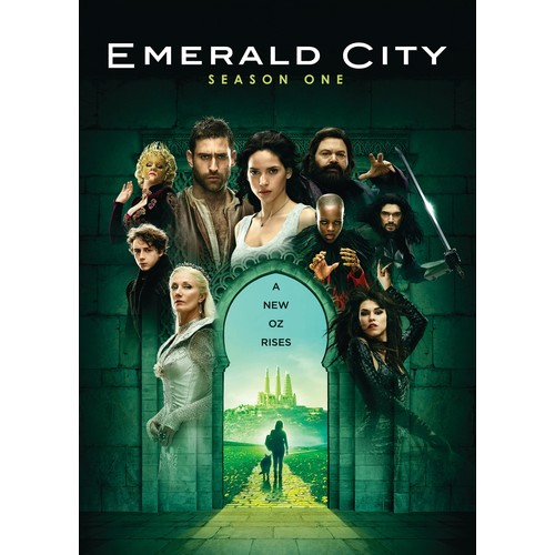 Emerald City: Season One [3 Discs] [DVD]