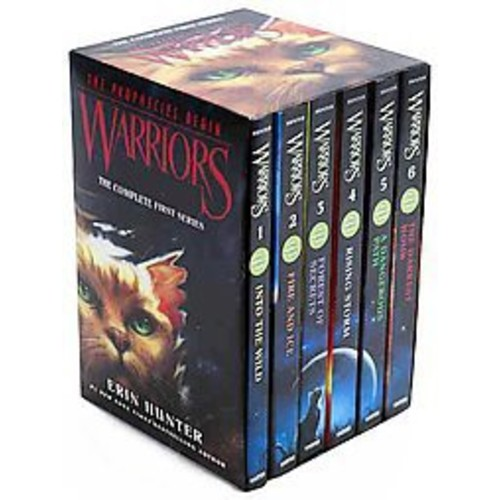 Warriors : The Complete First Series (Reprint) (Paperback) (Erin Hunter)