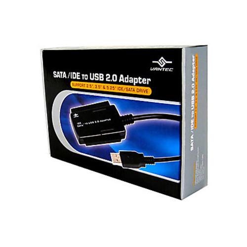 vantec cb-isatau2 sata/ide to usb cable adapter - vantec thermal techn
