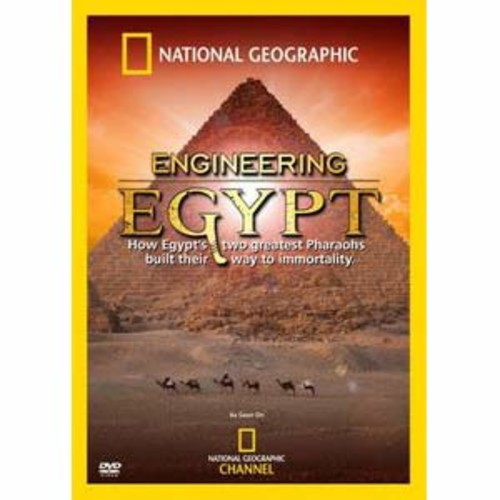 National Geographic: Engineering Egypt LBX DD5.1