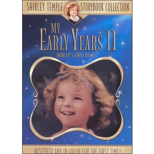 Shirley Temple Early Years Vol. 2 - In COLOR!