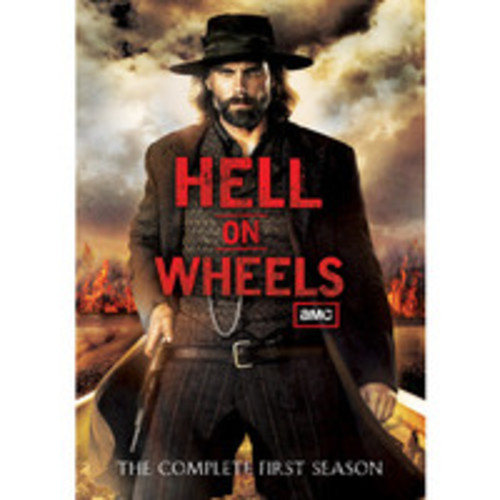 Hell on Wheels: The Complete First Season (3 Discs) (dvd_video)