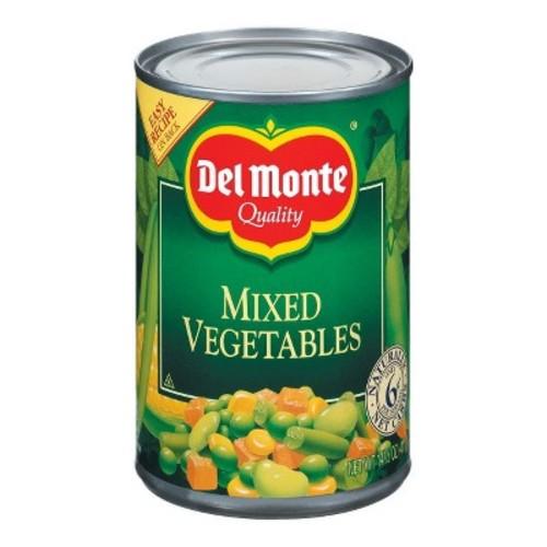 Del Monte Mixed Vegetables, 14.5 oz