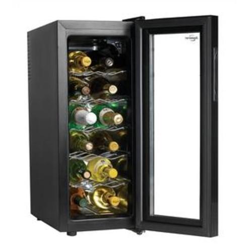 Koolatron 12 Bottle Slim Countertop Wine Cellar