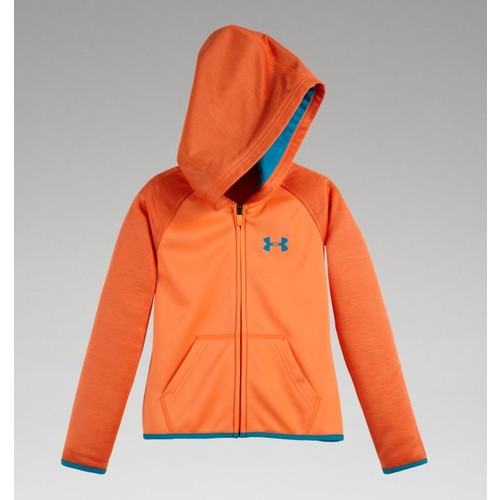 Girls Toddler UA Armour Fleece Wordmark Twist Hoodie