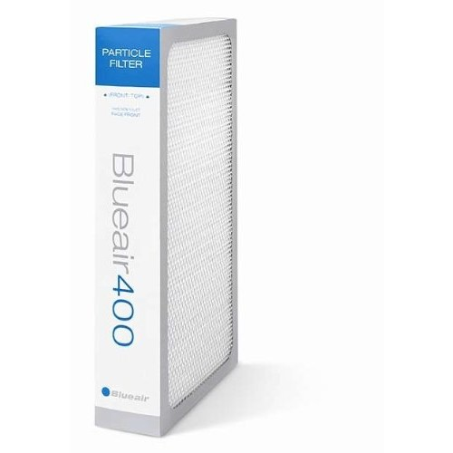 Blueair 400 Series Replacement Particle Filter for the 400 Series Air Purifiers [400 Series: Particle Filter]
