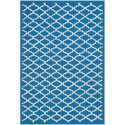 Safavieh Newport Indigo/Ivory 3 ft. 9 in. x 5 ft. 9 in. Area Rug
