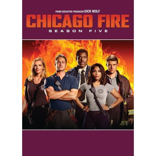 Chicago Fire: Season Five [6 Discs] [DVD]