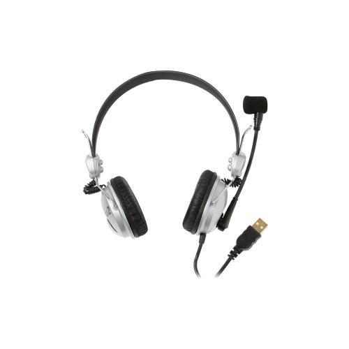 CAD U2 USB Stereo Headphones with Microphone