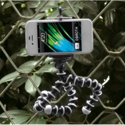 dbroth Universal Smartphone Mounting Clip