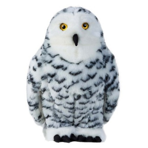 Lelly National Geographic Civetta Snow Hand Puppet