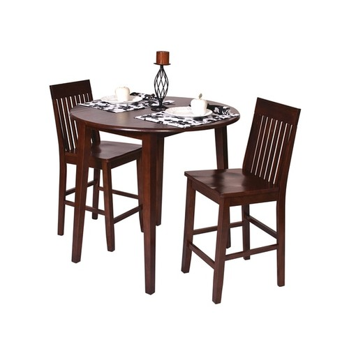 Office Star Products Bar & Pub Tables Westbrook Amaretto Pub Table