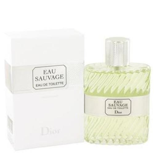 Dior EAU SAUVAGE by Christian Dior Eau De Toilette Spray 3.4 oz 100 ml Men