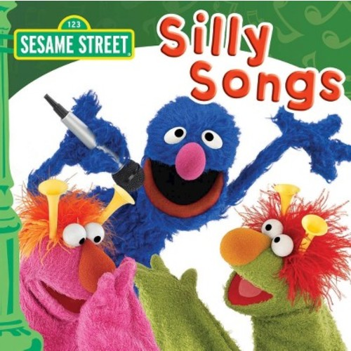 Sesame Street: Silly Songs CD (2009)