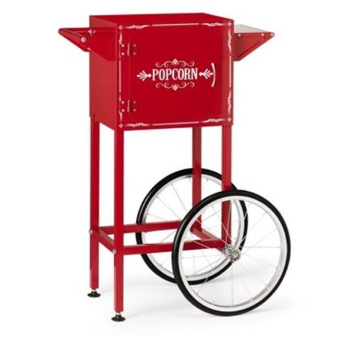 Cuisinart Kettle Style Popcorn Maker Trolley, Red