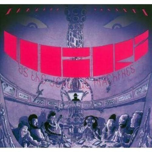 Shabazz Palaces - Quazarz Vs. The Jealous Machines [Audio CD]