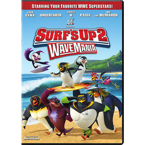 Surf's up 2: Wave Mania DVD