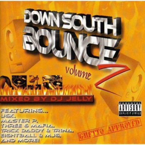 Vol. 2-Down South Bounce (Explicit Version) CD (2001)