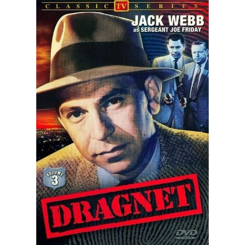 Dragnet, Vol. 3 [DVD]