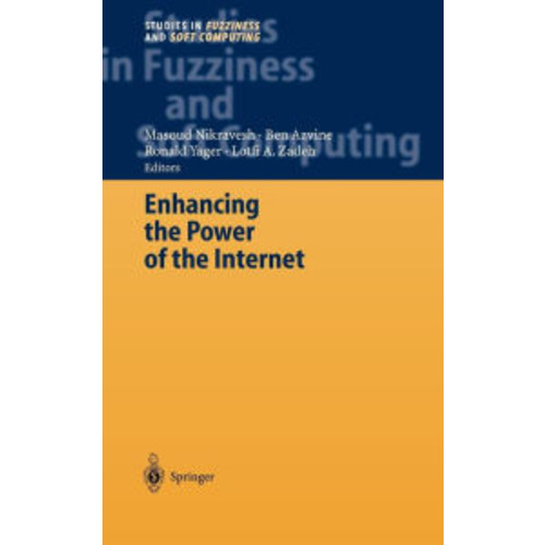 Enhancing the Power of the Internet / Edition 1