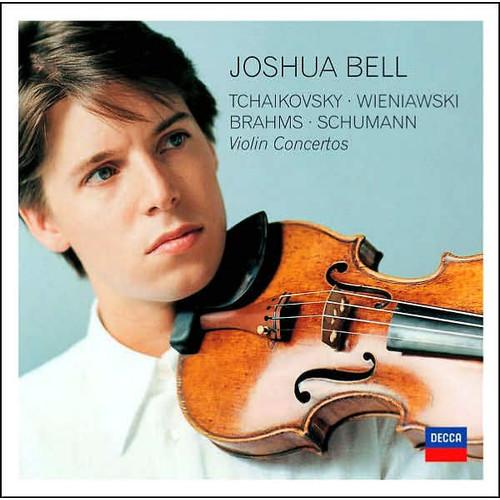 Tchaikovsy, Wieniawsky, Brahms, Schumann: Violin Concertos