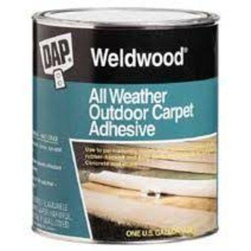 Dap 00443 Weldwood Outdoor Carpet Adhesive, Gallon