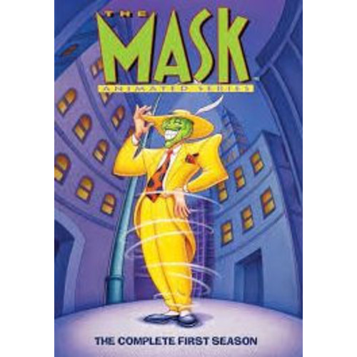 Mask: Complete First Season