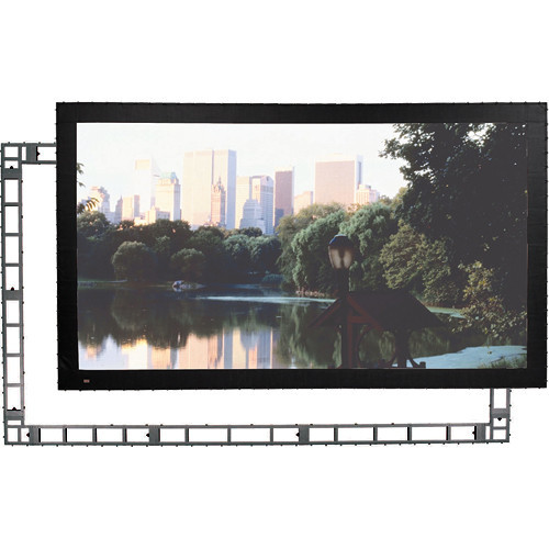 383498 Stage Screen Portable Projection Screen