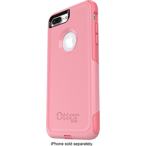 OtterBox - Commuter Series Case for Apple iPhone 7 Plus - Pink